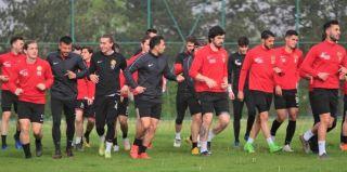 Eskişehirspor'da Adana mesaisi