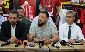 Eskişehirspor'da başkan adayı Osman Taş'tan kongre öncesi açıklama