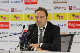Eskişehirspor evindeki son maçında puan alamadı