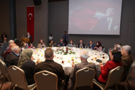 Muharip Hava Kuvveti Komutanlığından şehit aileleri ve gaziler onuruna iftar programı