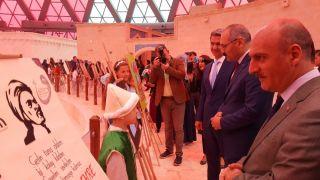Odunpazarı Yunus Emre Eğitim Bölgesi'nden, ''Hayalimdeki Yunus Emre'' resim sergisi