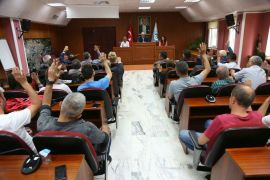 Odunpazarıspor'da yeni başkan Nihat Çuhadar oldu