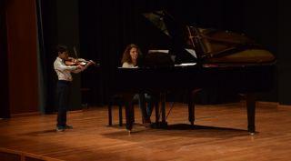Öğrencilerden 'Yıl Sonu Konseri'
