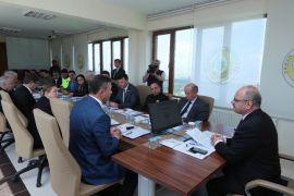 """""""Orman Yangınları İle Mücadele Komisyonu"""" toplandı"""