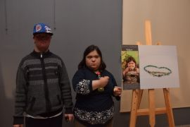 Özel çocuklardan 'Bizim de Hayallerimiz Var' fotoğraf sergisi