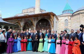 Rektör Çomaklı Teşrif-i Konya etkinliklerine katıldı