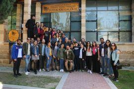 Sessiz Eskişehir Projesi ile Odunpazarı'nı gezdiler