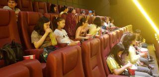 ''Sinemaya Gitmeyen Çocuk Kalmasın'' etkinliği