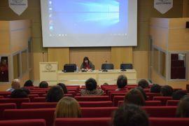"""""""Sosyolojide Mezuniyet Sonrası Hayata ve Geleceğe Dair"""" konferansı"""