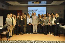 Tarımsal Yayım ve Danışmanlık Hizmetlerinin Güçlendirilmesi Projesi kapsamında toplanıldı