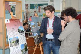Turizm Fakültesi öğrencilerinden poster sergisi