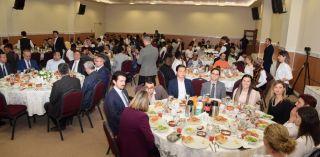 Uluslararası öğrenciler iftar yemeği ve Mezuniyet Töreni'nde buluştu
