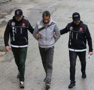 Uyuşturucu şüphelisi İran uyruklu şahıs tutuklandı