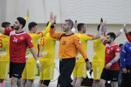2020 Erkekler Avrupa Şampiyonası: Türkiye: 25 – Makedonya: 26