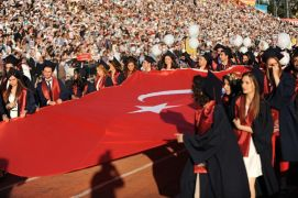 Anadolu Üniversitesinde mezuniyet heyecanı başlıyor