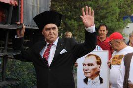 Atatürk'ün Eskişehir'e gelişinin 99. yıldönümü