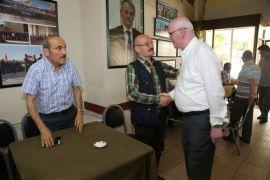 Başkan Kurt, Kırım Derneği'nin bayramlaşma törenine katıldı