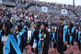 ESOGÜ'de 2019 yılı mezuniyet töreni düzenlendi