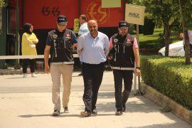 Eskişehir'de 52 kilo 700 gram eroin ile yakalanan zanlı adliyede