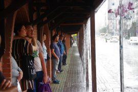 Eskişehir'de baskın yağış
