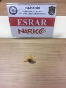 Eskişehir'de uyuşturucu operasyonu, 3 gözaltı