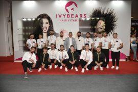 Eskişehir'i 2019 yeni saç modelleri şov ekipleri ile temsil ettiler