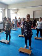 Seyitgazili kadınlara pilates ve wushu kursu