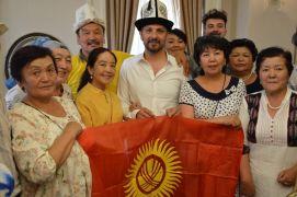 Sivrihisar'da kültürlerin buluşması