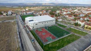 Sporun yeni adresi 'Yunus Emre Spor Tesisleri'