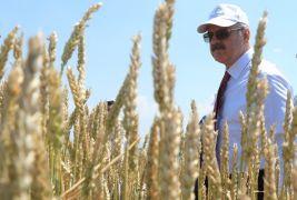 Tarımsal alanda geliştirilen ürün seçenekleri çiftçilere anlatıldı
