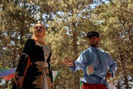 24'üncü Nartlanı Toy Günü Festivali Eskişehir'de gerçekleştirildi