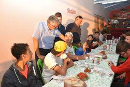 Başkan Bozkurt gençlerle buluştu