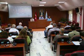 Odunpazarı Belediyesi'nde stratejik plan çalışmaları devam ediyor