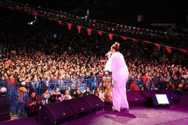 Ziynet Sali'den Sivrihisar'da muhteşem konser