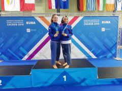 Anadolu Üniversiteli taekwondocular madalya ile dönüyor