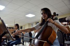 Senfoni orkestrası ile çocukların hayatı değişti