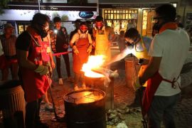 Seramik Pişirim Teknikleri Çalıştayı devam ediyor