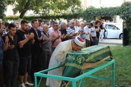 5 yaşındaki Eymen'in cenazesi toprağa verildi