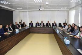 Anadolu Üniversitesi ve Eskişehir İl Sağlık Müdürlüğü arasında iş birliği