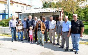 Başkan Ataç, Fevzi Çakmak sakinleriyle buluştu