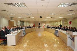 İl Güvenlik ve Asayiş Koordinasyon Toplantısı yapıldı