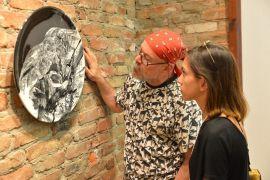 Semih Kaplan'ın eserleri görücüye çıktı