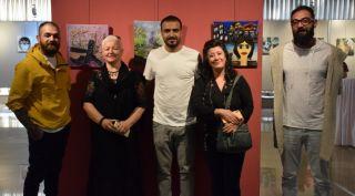 """""""Uluslararası Kırkakırk Eserler Sergisi"""" sanatseverlerle buluştu"""