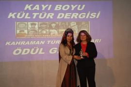 'Kahraman Türk Kadınları' ödülleri sahibini buldu