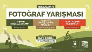 Tepebaşı'nda fotoğraf yarışmasına başvurular 18 Ekim'de sona eriyor
