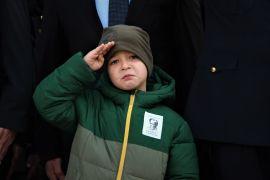 5 yaşındaki Yiğit'in gözyaşları Atatürk için aktı