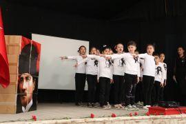 Atatürk ölüm yıl dönümünde Sivrihisar'da da anıldı