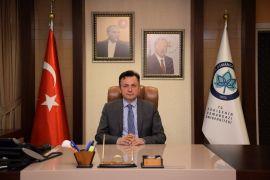 Rektör Şenocak'ın 10 Kasım Atatürk'ü Anma Günü mesajı