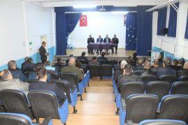 İnönü'de Güvenlik Toplantısı