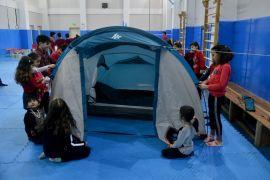 Kampçılık eğitimine yoğun ilgi
